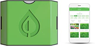 Sprinkl Control - The Smart Sprinkler Hub - 16 Zone WiFi Smart Irrigation Controller - Weather Intelligence, Remote Access, Built-in Fault Detection, Wireless Moisture Sensors, Compatible with Alexa