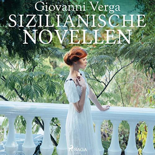 Couverture de Sizilianische Novellen