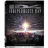 Independence Day 20th Anniversary Blu-ray