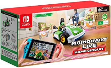 Mario Kart Live: Home Circuit (Luigi Set) - Nintendo Switch