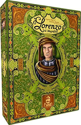 Cranio Creations CRCD0007 Lorenzo der Prächtige Spiel