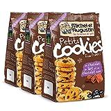 NOS INCROYABLES Petits COOKIES AUX DEUX CHOCOLATS : cookies au chocolat d'exception ultra croustillant. Idéal pour le goûter de tous les gourmands ! UNE RECETTE SIMPLE : concoctée avec des ingrédients de grande qualité ! A l'intérieur ? De la farine,...