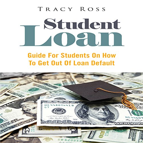 Student Loan audiobook cover art