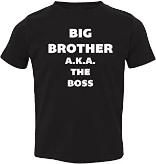 Mashed Clothing - Big Brother A.K.A. The Boss - Toddler & Youth T-Shirt