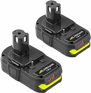 Best ryobi lithium battery 18v Reviews