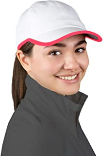 TrailHeads Women's Running Hat with UV Protection | UPF 50 Hats | Summer Hats for Women | Outdoor Hats