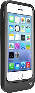OtterBox Resurgence Power/BatteryCase for Apple iPhone 5s - Retail Packaging - BLACK (BLACK/BLACK)