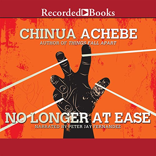 No Longer at Ease audiobook cover art