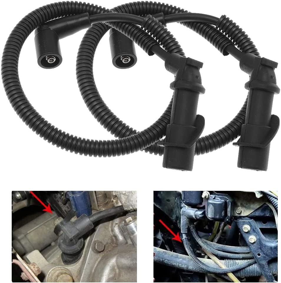 Nippon regular Dealing full price reduction agency MR CARTOOL Ignition Coil Spark and 4012439 Cap Wire Plug