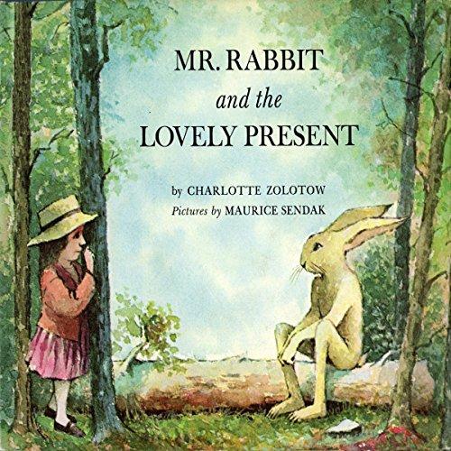 Mr. Rabbitt and the Lovely Present audiobook cover art