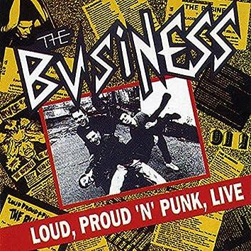 Loud Proud 'N' Punk (Live)