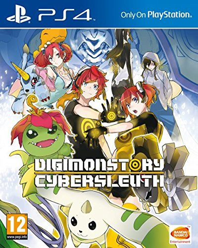 DIGIMON Story : Cyber Sleuth [import anglais]