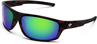 Polarized Sports Sunglasses for Men Women Running Fishing...