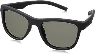 PLD8018S- Gafas de sol para niño, GREY/SILVER MIRROR POLARIZED, 47/17/124