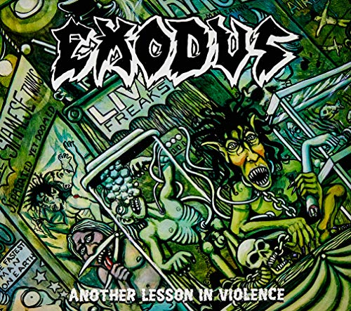 Lesson in Violence [CD]