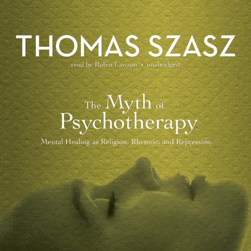 The Myth of Psychotherapy Titelbild