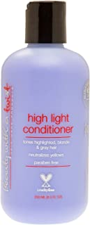 Purple Conditioner – Color Enhancing Conditioner for Color Treated Hair: Tones Highlighted, Blonde & Gray Hair - Cruelty Free, Paraben & Sulfate Free Conditioner - (8.5 Fl Oz) Platinum Conditioner