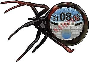 Spider Black PARKING PERMIT Holder Skin FREE POSTAGE