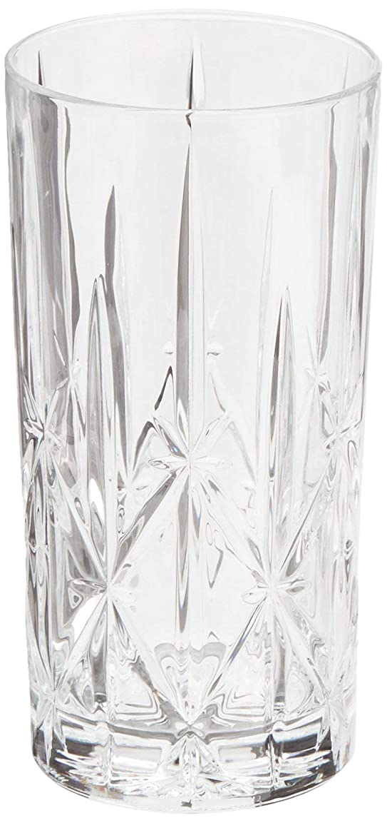 そして振る舞いに渡ってMarquis by Waterford Sparkle High Ball Glasses, 22-Ounce, Set of 4 by Marquis By Waterford