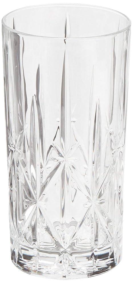 モス海上愚かMarquis by Waterford Sparkle High Ball Glasses, 22-Ounce, Set of 4 by Marquis By Waterford
