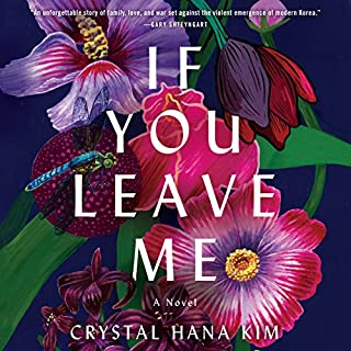If You Leave Me audiobook cover art