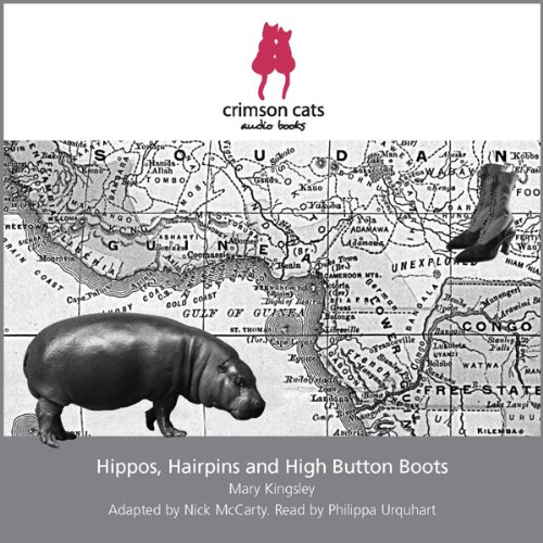 Hippos, Hairpins and High Button Boots cover art
