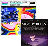Days Of Future Passed - The Very Best Of The Moody Blues - The Moody Blues 2 CD Album Bundling