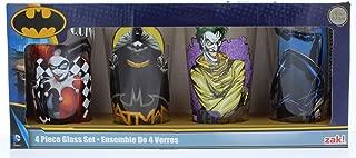 Batman 4pc Drinkware Set