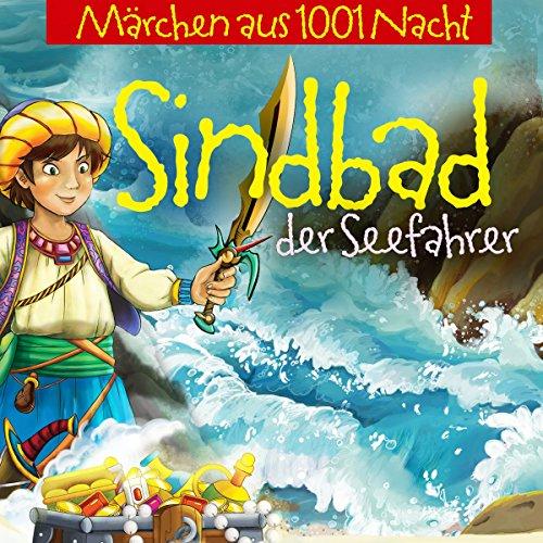 Sindbad der Seefahrer und seine Abenteuer Titelbild