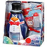 Party Penguin Snow Cone Maker Juice / Soda Playset & Accessories Age 4+