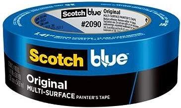 3M Scotch 2090 Blue Painters Tape: 1 in. x 60 yds. (Blue)