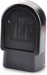 Calefactor Ventilador Personal Calentador Compacto portátil calentador PTC espacio cálido ventilador eléctrico sobre la punta y la protección contra el calor Ministerio del Interior rápida Calefacción