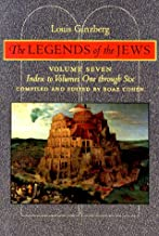 The Legends of the Jews: Index to Volumes 1 through 6 (Volume 7)
