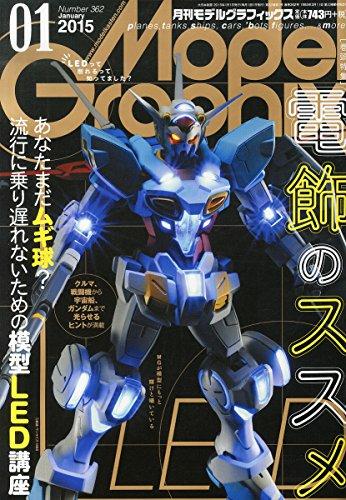 Model Graphix (モデルグラフィックス) 2015年 01月号 [雑誌]