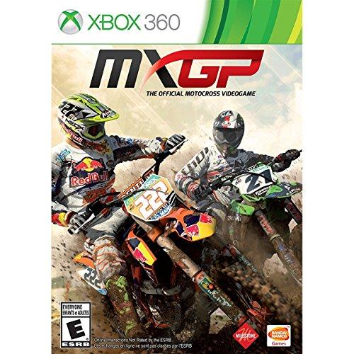 Mxgp The Official Motocross Videogame - Xbox 360