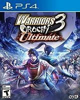 Warriors Orochi 3 Ultimate (輸入版:北米) - PS4