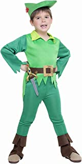 Amazon.es: Peter Pan - Niños / Disfraces: Juguetes y juegos