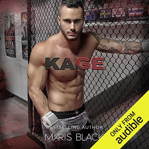 Kage audiobook cover art
