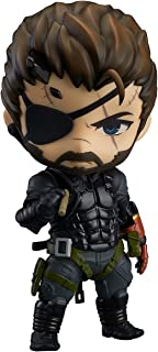 Good Smile Metal Gear Solid V: The Phantom Pain: Venom Snake Nendoroid Action Figure (Sneaking Suit Version)