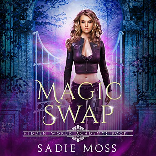 Magic Swap audiobook cover art