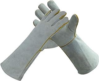 電気溶接グローブ絶縁難燃剤溶接スラグ溶接作業保護
