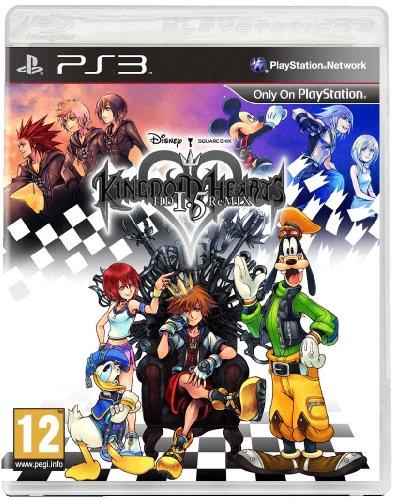 Kingdom Hearts 1.5: Standard Edition (Playstation 3) [Edizione: Regno Unito]