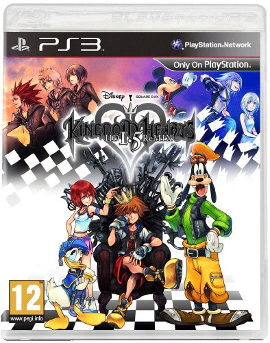 Kingdom Hearts 1.5: Standard Edition  (PS3) [UK Import]