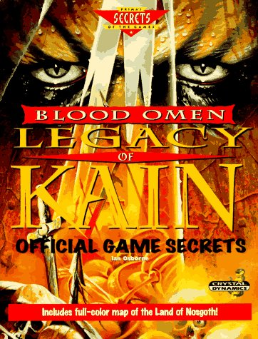 Blood Omen: Legacy of Kain Official Game Secrets