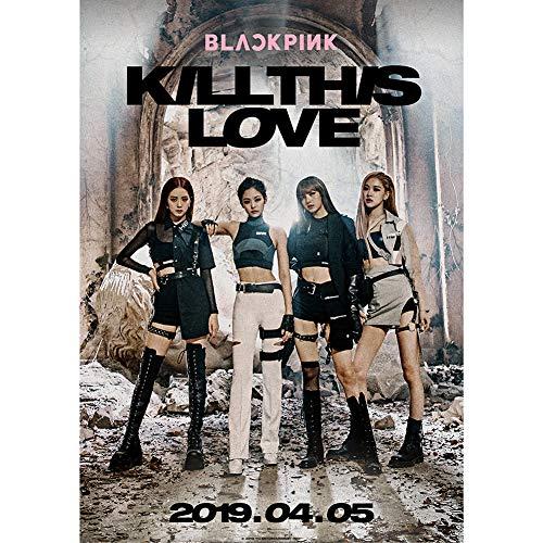 Yuxareen Kpop Fanposter Blackpink, Album
