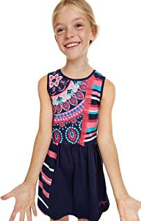 8d0aa9e3655 Amazon.fr   Desigual - Robes   Fille   Vêtements