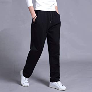 Men's Sweatpants Trousers, Knitted Cotton Soft, Comfortable, Light And Breathable, Exercise Fitness Jogging Gym Running