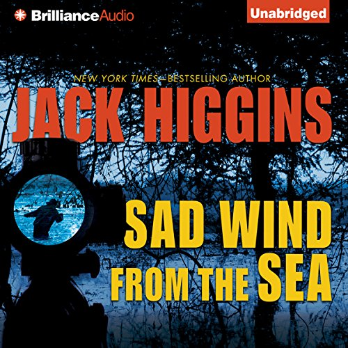 Sad Wind from the Sea audiobook cover art