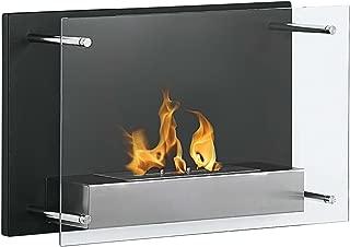 Best ethanol wall fireplace Reviews