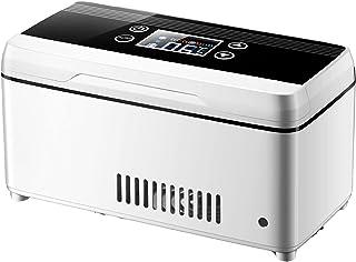 Diabetes bärbar insulinförvaringspåse Diabetisk interferon kylbox Laddningsbar kyl Minikylskåp Inbyggt batteri